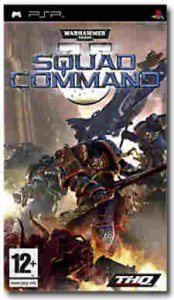Warhammer 40.000: Squad Command per PlayStation Portable