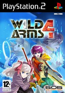 Wild Arms 4 per PlayStation 2