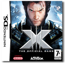 X-Men: Il Gioco Ufficiale (X–Men: The Official Game) per Nintendo DS