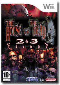 The House Of The Dead 2 & 3 Return per Nintendo Wii