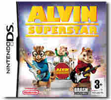 Alvin Superstar per Nintendo DS