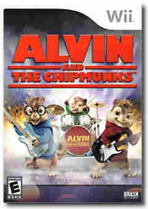 Alvin Superstar per Nintendo Wii