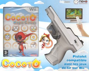 Cocoto Magic Circus per Nintendo Wii
