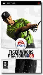 Tiger Woods PGA Tour 09 per PlayStation Portable