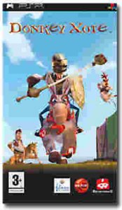Donkey Xote per PlayStation Portable