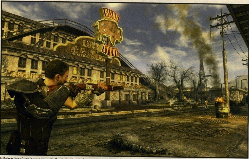 Qualche dettaglio su Dead Money per Fallout New Vegas