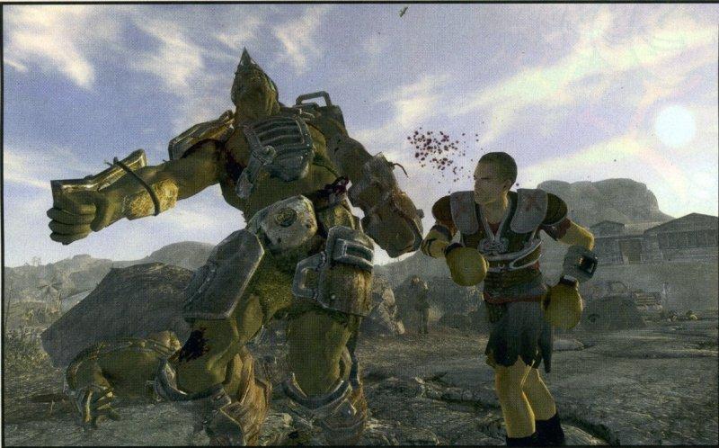 Una interessante mod per Fallout: New Vegas