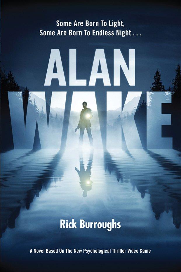Alan Wake: guida strategica e romanzo