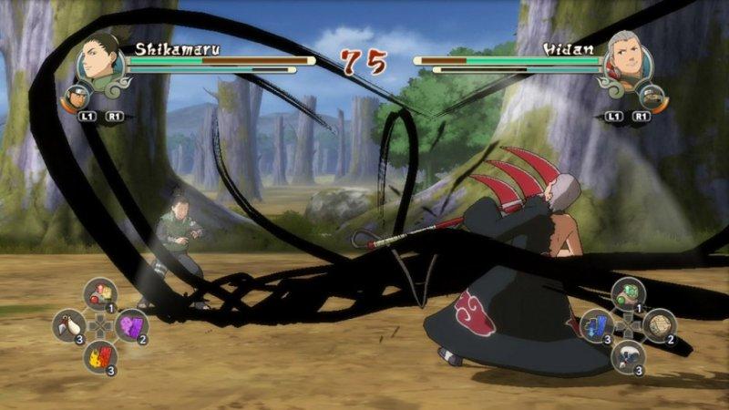 Pioggia di screen per Naruto Shippuden: Ultimate Ninja Storm 2