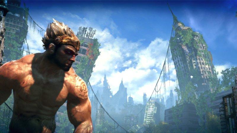 Uncharted 2 è un pilastro nel suo genere, secondo Ninja Theory