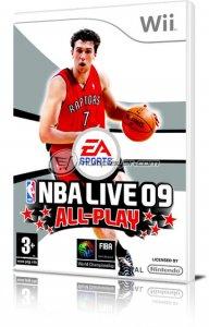 NBA Live 09 per Nintendo Wii