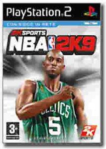 NBA 2K9 per PlayStation 2
