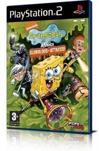 SpongeBob e i Suoi Amici: Globulous all'Attacco! per PlayStation 2