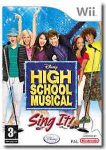 High School Musical: Sing It! per Nintendo Wii
