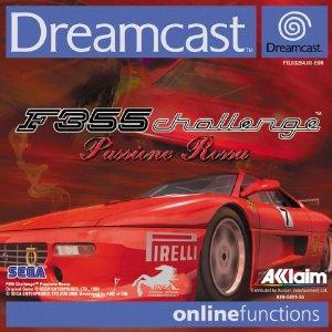 Ferrari F355 Challenge per Dreamcast