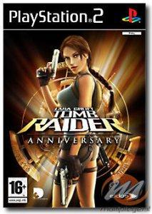 Tomb Raider: Anniversary per PlayStation 2