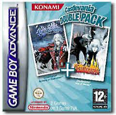 Castlevania Double Pack: Harmony Of Dissonance & Aria Of Sorrow per Game Boy Advance