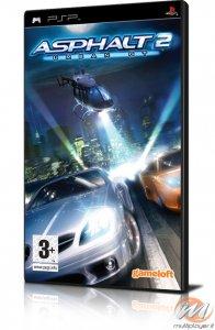 Asphalt 2 (Asphalt: Urban GT 2) per PlayStation Portable