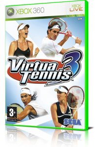 Virtua Tennis 3 per Xbox 360