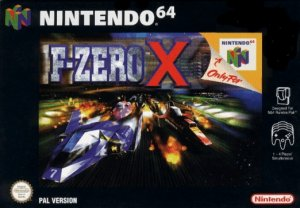 F-Zero X per Nintendo 64