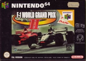F1 World Grand Prix 2 per Nintendo 64