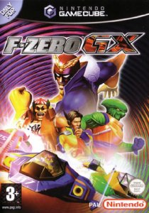 F-Zero GX per GameCube