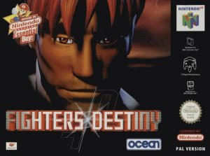 Fighters Destiny per Nintendo 64