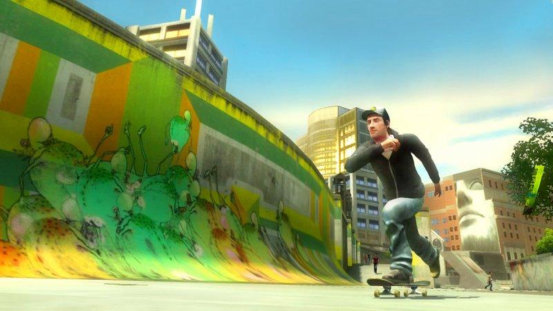Primi dettagli di Shaun White Skateboarding