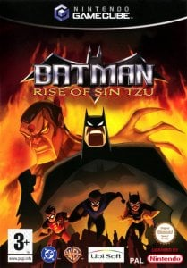 Batman: Rise Of Sin Tzu per GameCube