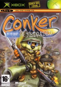 Conker: Live and Reloaded per Xbox