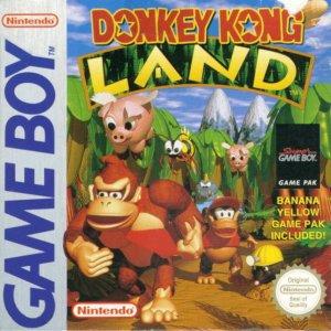 Donkey Kong Land per Game Boy