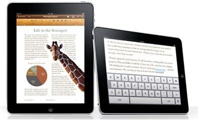 L'iPad arriva anche sull'App Store italiano
