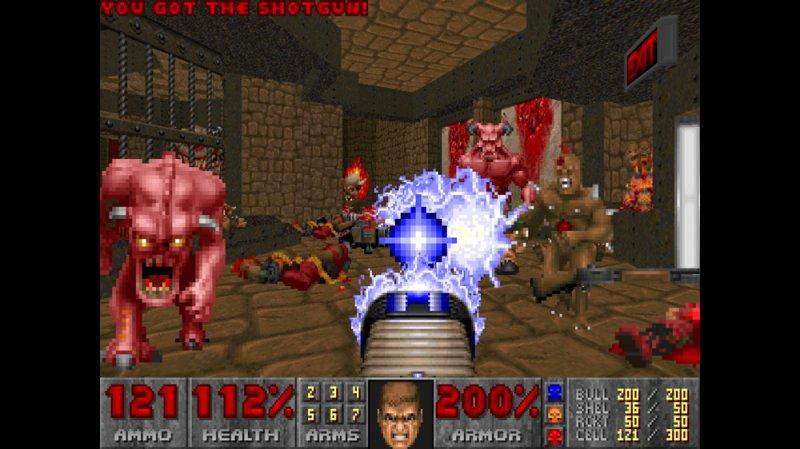 Doom, torna la trilogia di classici id software