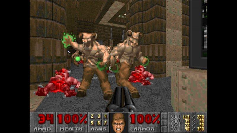 Doom II semplicemente l'FPS!