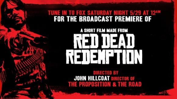 Il film d'animazione di Red Dead Redemption in arrivo