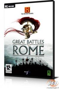 The History Channel: Great Battles of Rome per PC Windows
