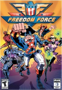 Freedom Force per PC Windows