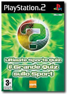 The Ultimate Sports Quiz per PlayStation 2