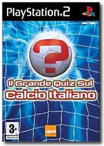 Ultimate Football Quiz: Il Grande Quiz sul Calcio Italiano per PlayStation 2