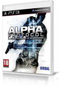 Alpha Protocol per PlayStation 3