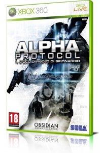 Alpha Protocol per Xbox 360