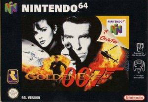 GoldenEye 007 per Nintendo 64