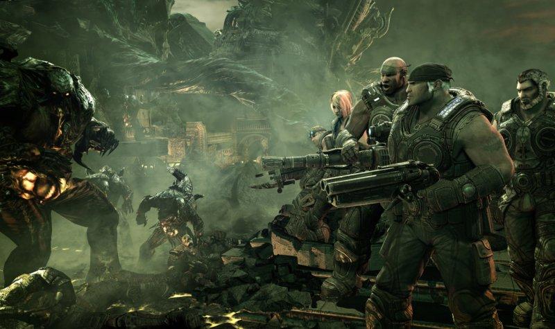Ancora tre screen inediti per Gears of War 3
