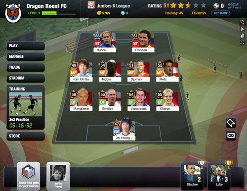 FIFA Superstars sbarca su Facebook