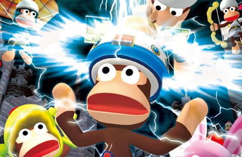 Ape Escape su PlayStation 3 è in sviluppo dal 2006