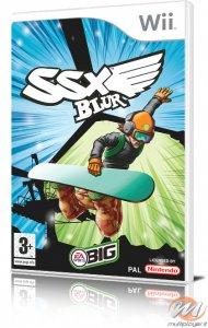 SSX Blur per Nintendo Wii