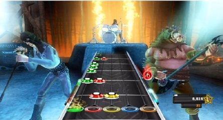 I guerrieri del rock