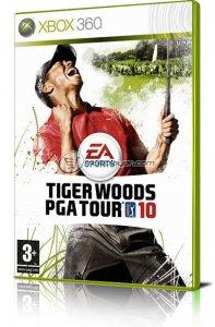 Tiger Woods PGA Tour 10 per Xbox 360