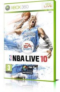 NBA Live 10 per Xbox 360