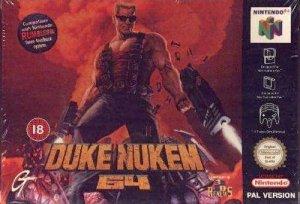 Duke Nukem 64 per Nintendo 64